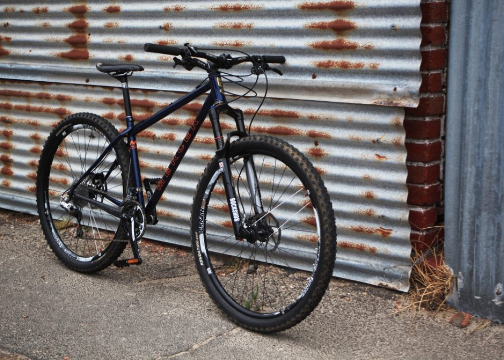 Complete bike 3qtr fr